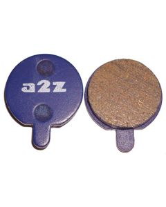 A2Z Zoom Disc Organic Brake Pads