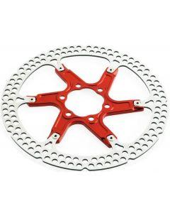 Formula 180mm 2-Piece 6 Bolt Disc Brake Rotor
