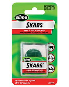 Slime Skabs Puncture Repair Patch Kit