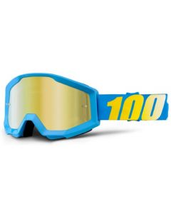 100% Strata Jr Mirrored Goggles