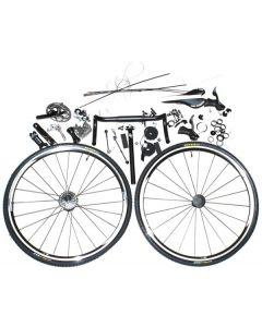Kinesis CrossLight Bike 2012 Build Kit