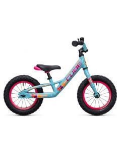 Cube Cubie 120 12-Inch 2017 Girls Balance Bike