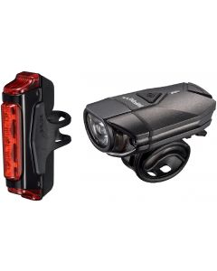 Infini Super Lava Front and Rear Light Set