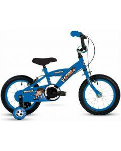 Bumper Goal 18-Inch Kids Bike