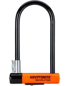 Kryptonite Evolution Standard U-Lock with FlexFrame Bracket
