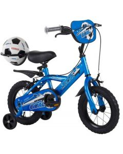 Bumper Goal 12-Inch 2015 Boys Bike