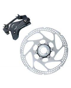 Shimano Deore Hydraulic Front Disc Brake Kit (M535)