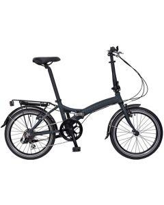 Dawes Kingpin 2018 Folding Bike - Matt Grey