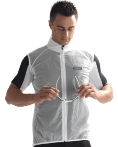 Colnago Sleeveless Rain Shell Jacket