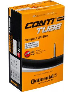 Continental Compact Wide 24-Inch Schrader Innertube
