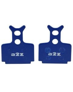 A2Z Formula Mega/The One/HFX9 Organic Disc Brake Pads