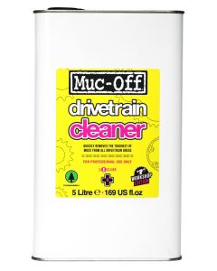 Muc-Off Bio Drivetrain Cleaner 5L Can