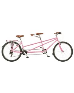 Viking Pink Link 2017 Tandem Bike