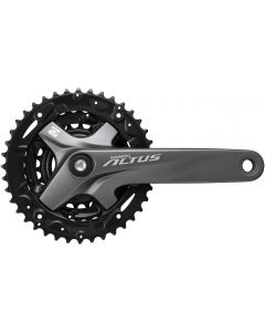 Shimano Altus FC-M2000 Square Taper 9-Speed Chainset With Guard