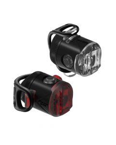 Lezyne Femto USB Drive Front and Rear Light Set