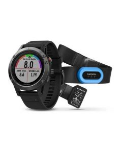 Garmin Fenix 5 GPS Watch - Performer Bundle