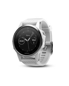 Garmin Fenix 5S GPS Watch - White