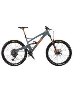 Orange Five Factory 27.5-inch 2019 Bike - Sterling Silver