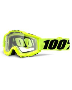 100% Accuri OTG Goggles - Fluo Yellow