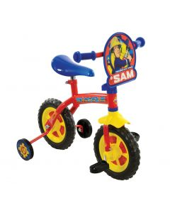Fireman Sam 2 in 1 10-inch Training Bike