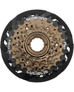 Shimano MF-TZ500 6-Speed Freewheel