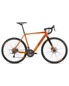 Orbea Gain D50 2019 Electric Bike - Black/Orange