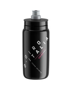 Elite Fly Giro D'Italia 2018 550ml Bottle - Black