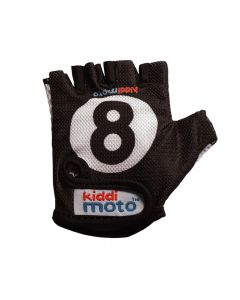 Kiddimoto Cycling Gloves - Eight Ball