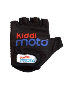 Kiddimoto Cycling Gloves - Black