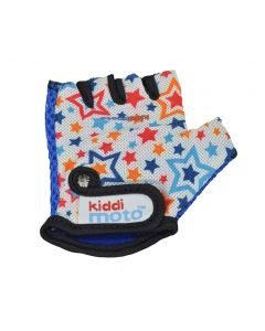 Kiddimoto Cycling Gloves - Stars