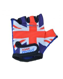 Kiddimoto Cycling Gloves - Union Jack