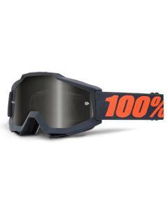 100% Accuri Sand Goggles - Gunmetal