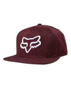Fox Instill 2018 Snapback Hat - Cardinal