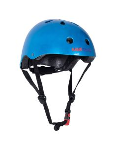 Kiddimoto Helmet - Metallic Blue