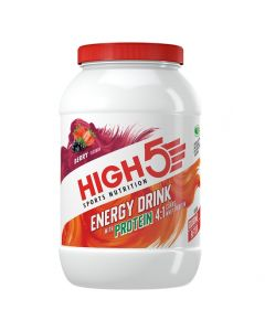 High5 Energy Drink with Protein - 1.6kg Tub