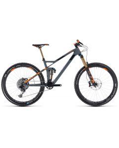 Cube Stereo 140 HPC TM 27.5-Inch 2018 Bike
