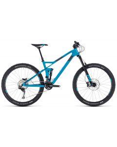 Cube Stereo 140 HPC Race 27.5-Inch 2018 Bike