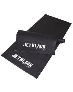 Jet Black Trainer Mat