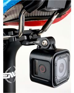 K-Edge GO Big Saddle Rail Mount