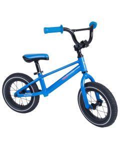 Kiddimoto BMX 12-inch Balance Bike - Blue