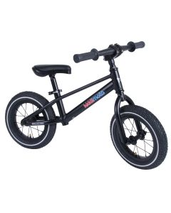 Kiddimoto Mountain 12-inch Balance Bike - Black