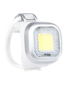 Knog Blinder Mini Chippy Front Light - Silver