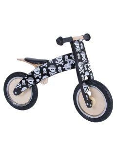 Kiddimoto Kurve 12-inch Balance Bike - Skullz