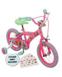 LOL Surprise 14-Inch Girls Bike