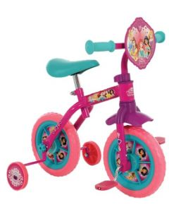 Disney Princess 10-Inch Balance Bike