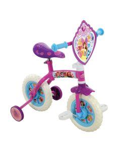 Disney Princess 2 In 1 10-Inch Training Bike