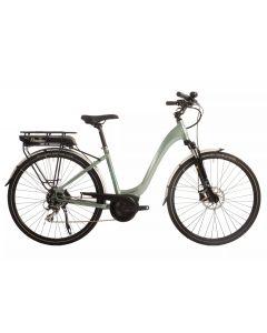 Raleigh Motus Low Step 2019 Electric Bike - Green