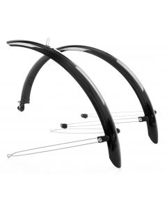 M:Part Commute 700c Full Length Mudguards