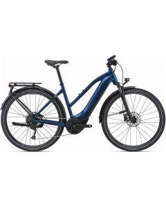 Giant Explore E+ 2 Stagger Frame 2021 Electric Bike