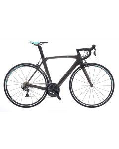 Bianchi Oltre XR3 CV Ultegra 2019 Bike - Matt/Gloss Black